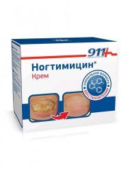 Крем 911 Ваша служба спасения Ногтимицин 30 мл по цене от 123,00 рублей, купить в аптеках Улан-Удэ, 911 Ваша служба спасения Ногтимицин 30 мл